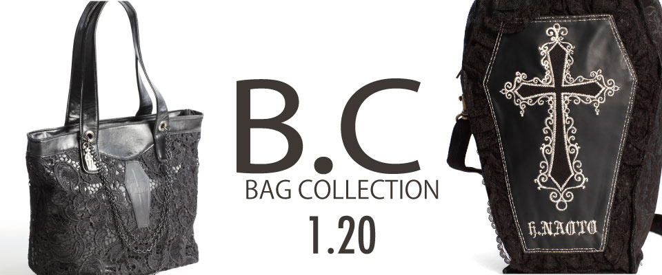 0120 B.C【BAG COLLECTION】
