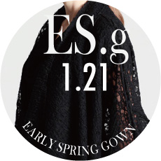 0121 ES.g【Early SPRING gown】