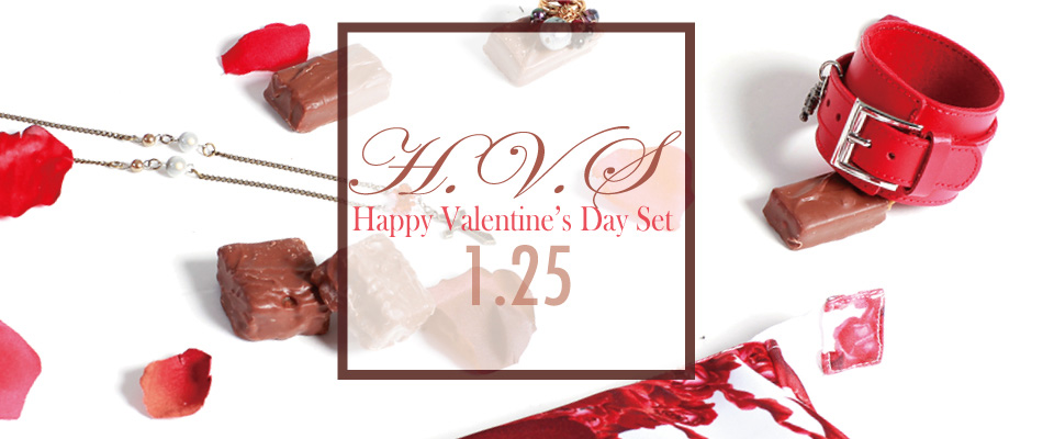 0125 H.V.S【HAPPY Valentine's Day SET】
