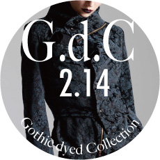 0214 G.d.C【GOTHIC dyed Collection】