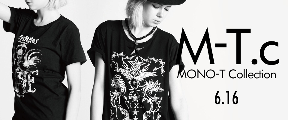 0616M-T.c【MONO-T Collection】