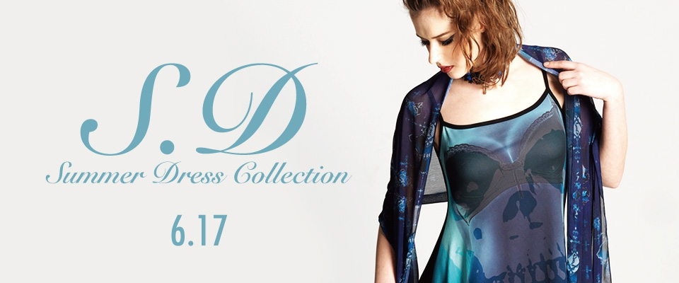 0617 S.D【Summer Dresses Collection】