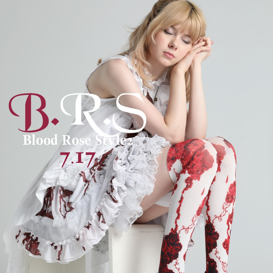 0717 B.R.S【Blood rose style2】