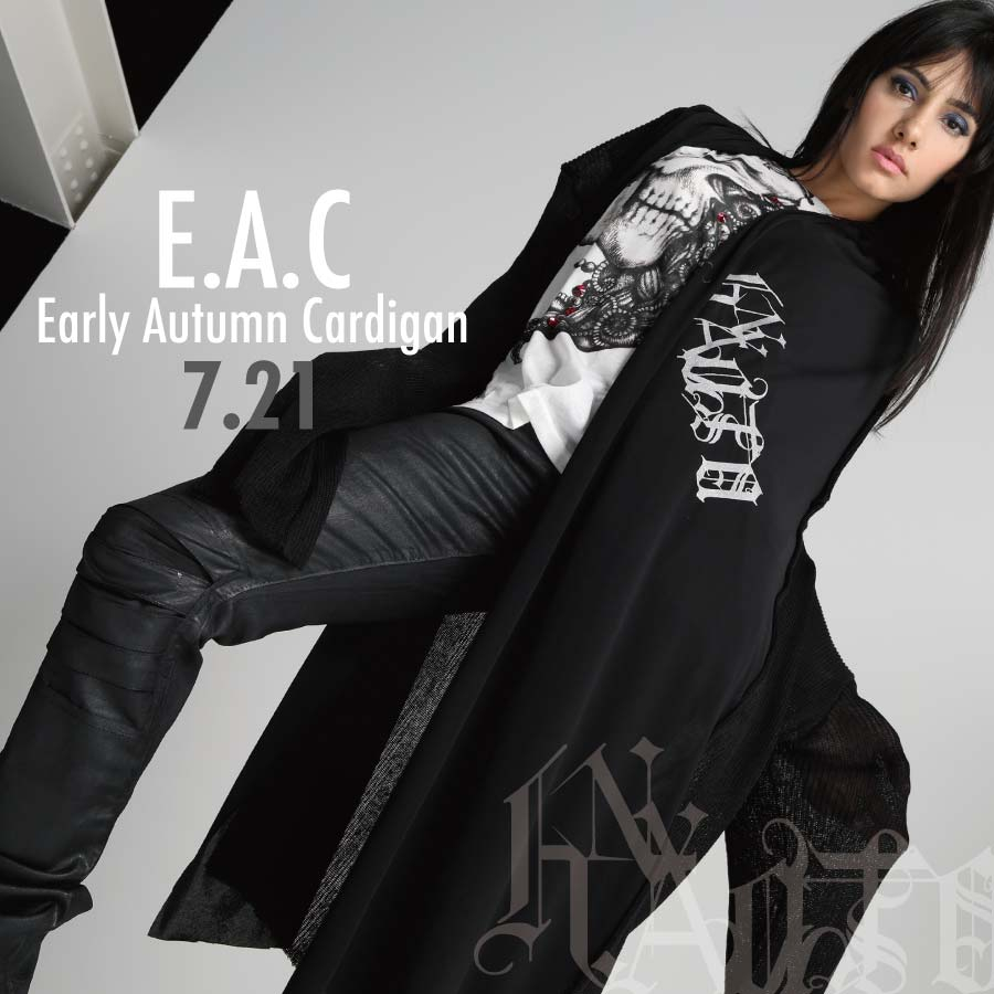0721 E.A.C【Early Autumn Cardigan】
