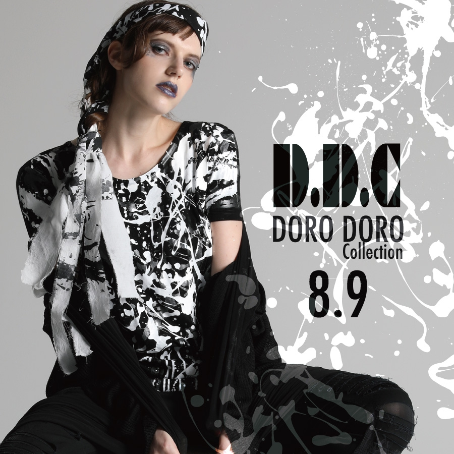 0809 D.D.C【DORODORO Collection】