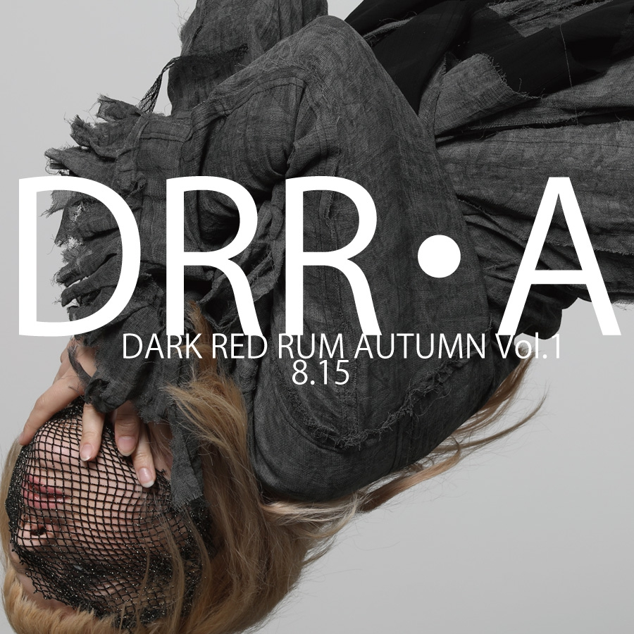 0815 DRR・A【DARK RED RUM・Autumn Vol.1】