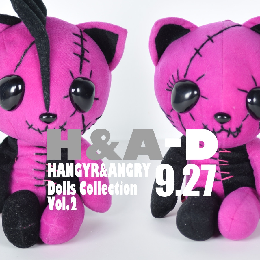 0927 H&A-D【HANGRY&ANGRY Dolls COLLECTION2】