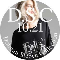 1021 D.S.C【Dolman Sleeve Collection】