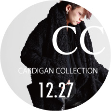 1227 C.D【Cardigan Collection】
