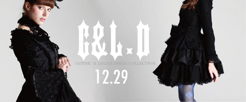 1229 G&L.D【GOTHIC&LOLITA DRESS】