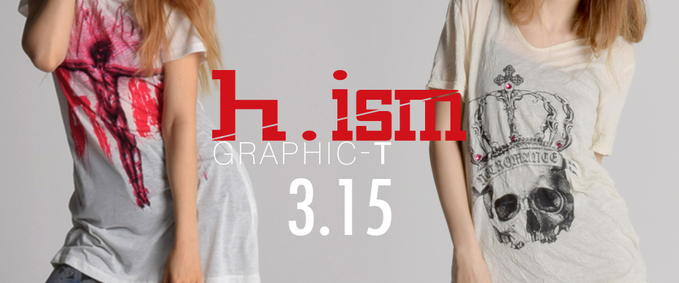 0315 hism GRAPHIC-T