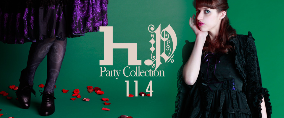 1104 h.P【Pparty Collection】