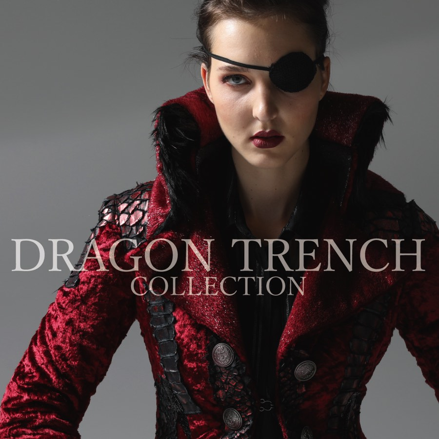 0919 DRAGON TRENCH COLLECTION