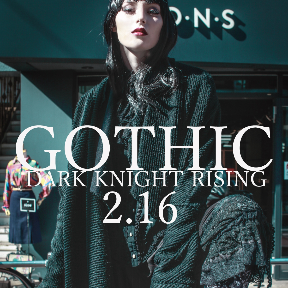 0216【GOTHIC DARK KNIGHT RISING】