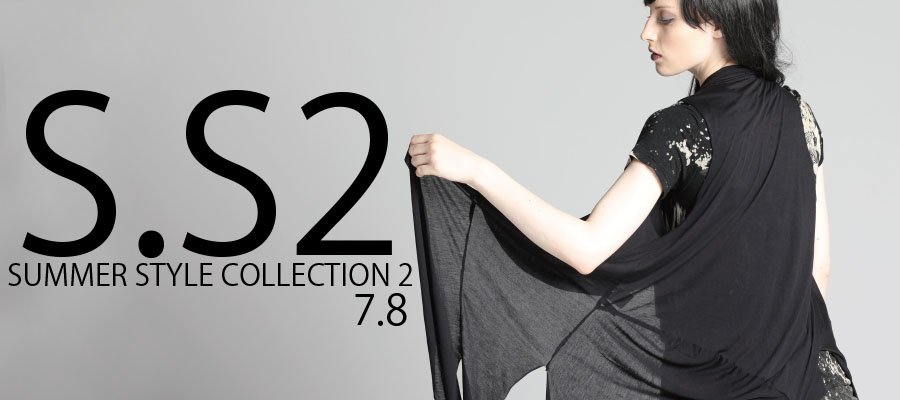 0708 S.S2【SUMMER STYLE COLLECTION2】