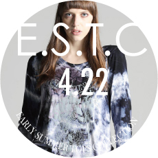 0422 E.S.T.C Early Summer Tops Collection