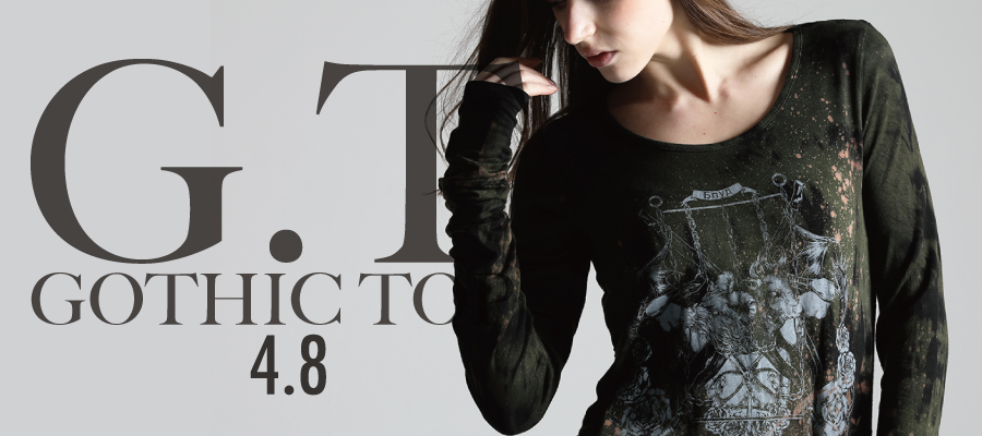 0408 G.T【GOTHIC TOP】