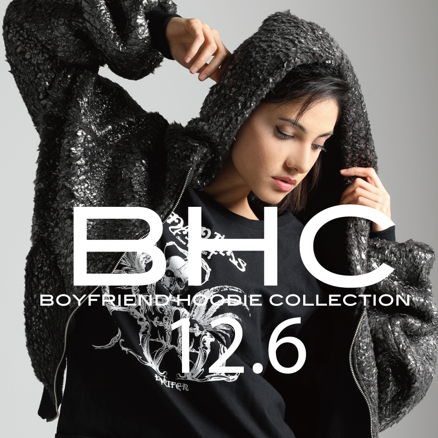 1206 BHC【BOYFRIEND Hoodie Collection】
