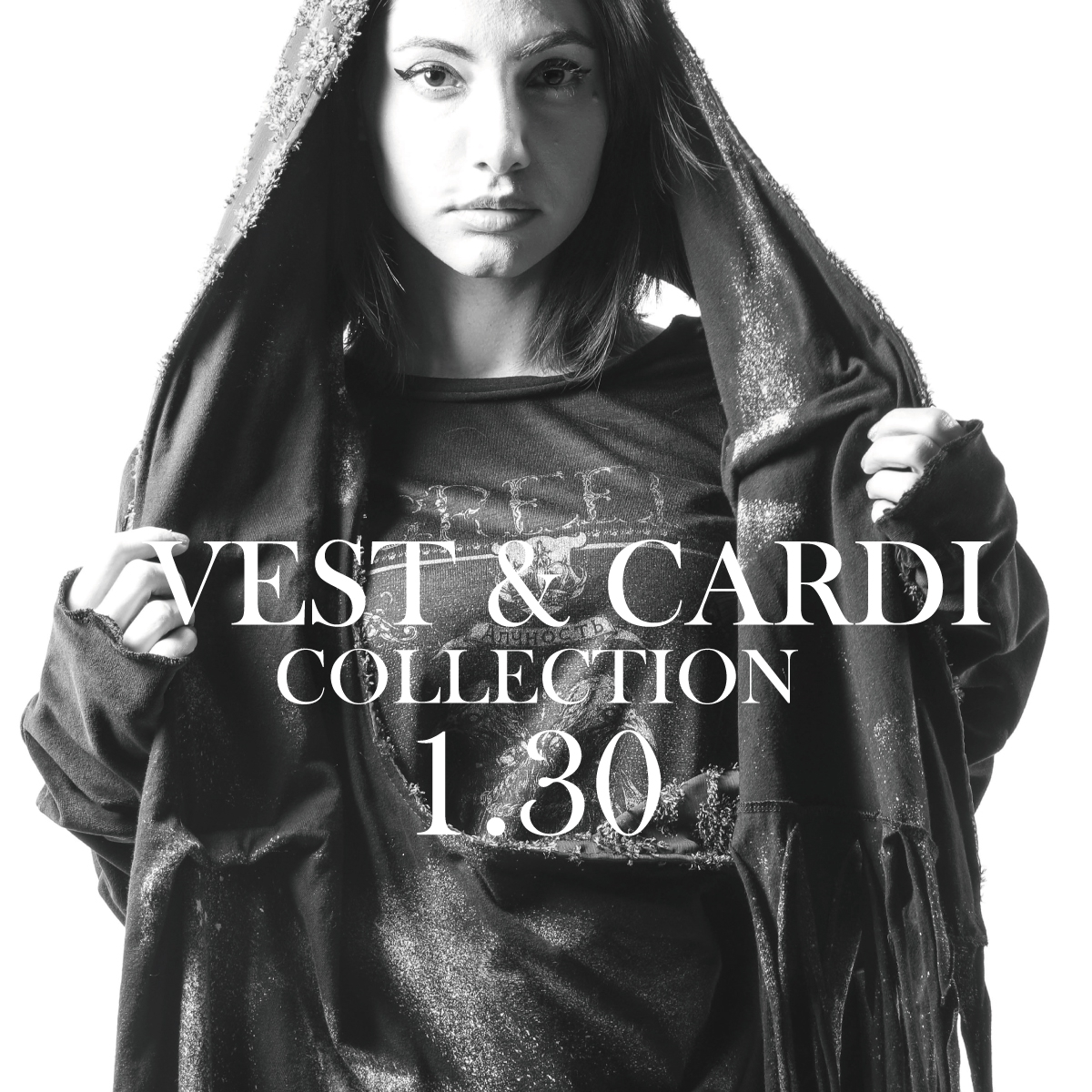 0130【VEST&CARDI COLLECTION】