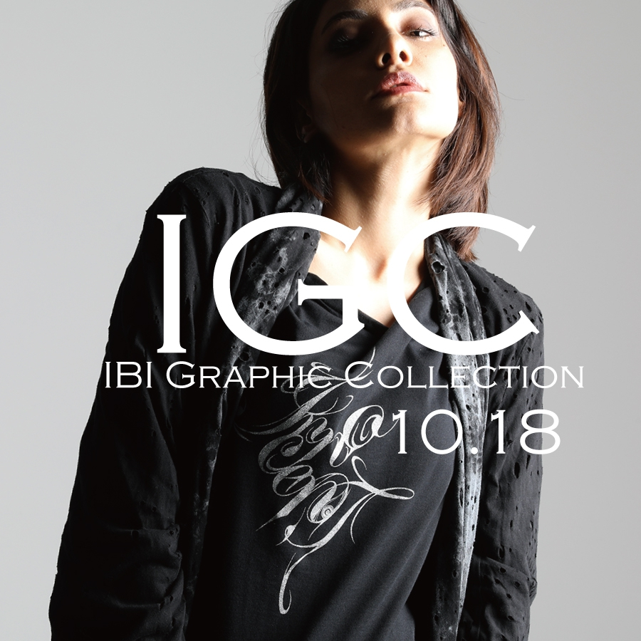 1018 I.G.C【IBI Graphic Collection】