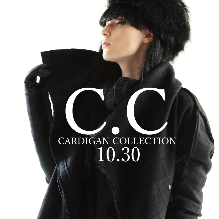 1030 C.D【Cardigan Collection】