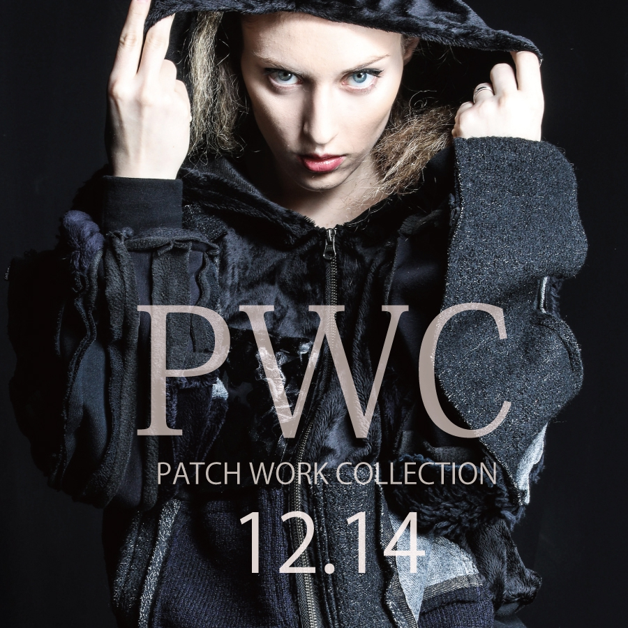 1214 PWC【PATCH WORK COLLECTION】