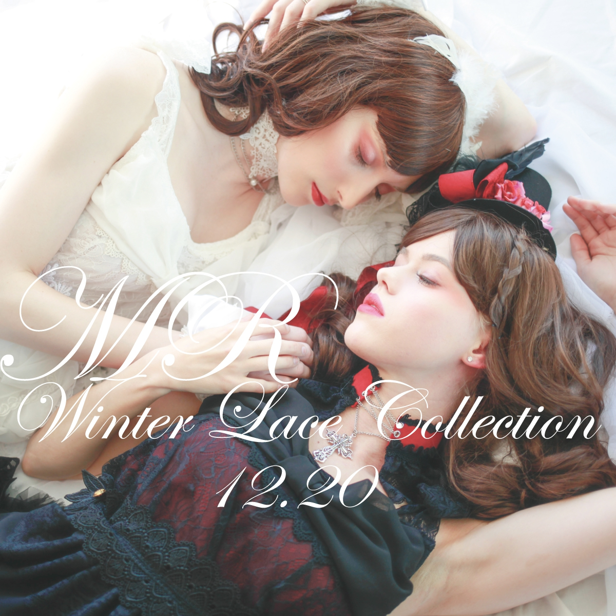 1220 Winter Lace Collection