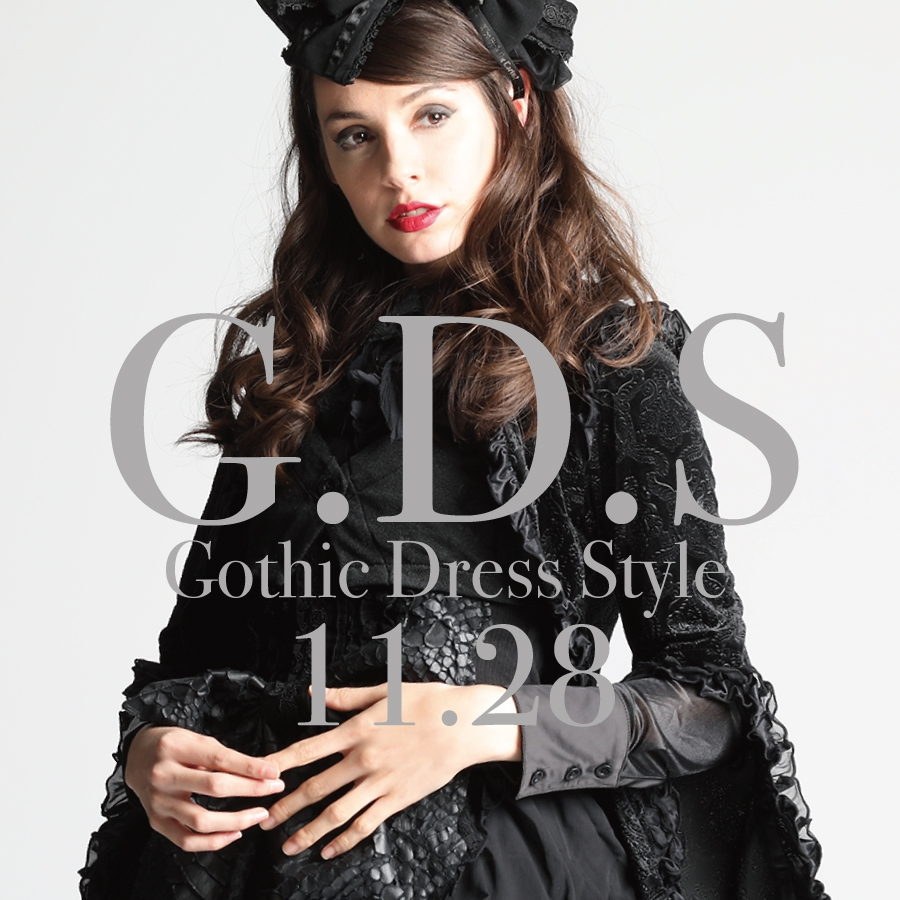 1128 G.D.S【GOTHIC Dress Style】