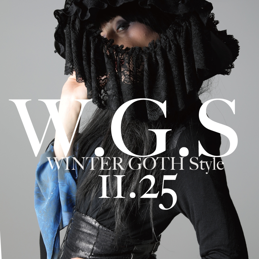 1125 W.G.S【WINTER GOTH Style】