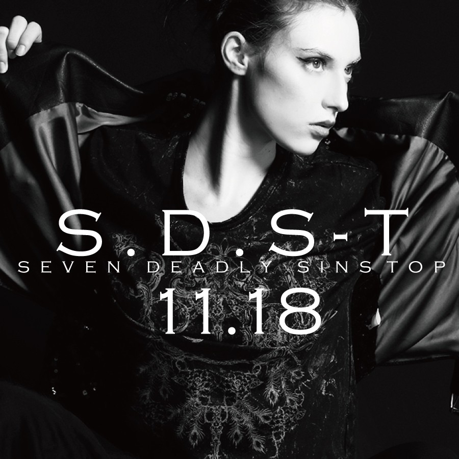 1118 S.d.s-T【Seven deadly sins TOPS Collection】