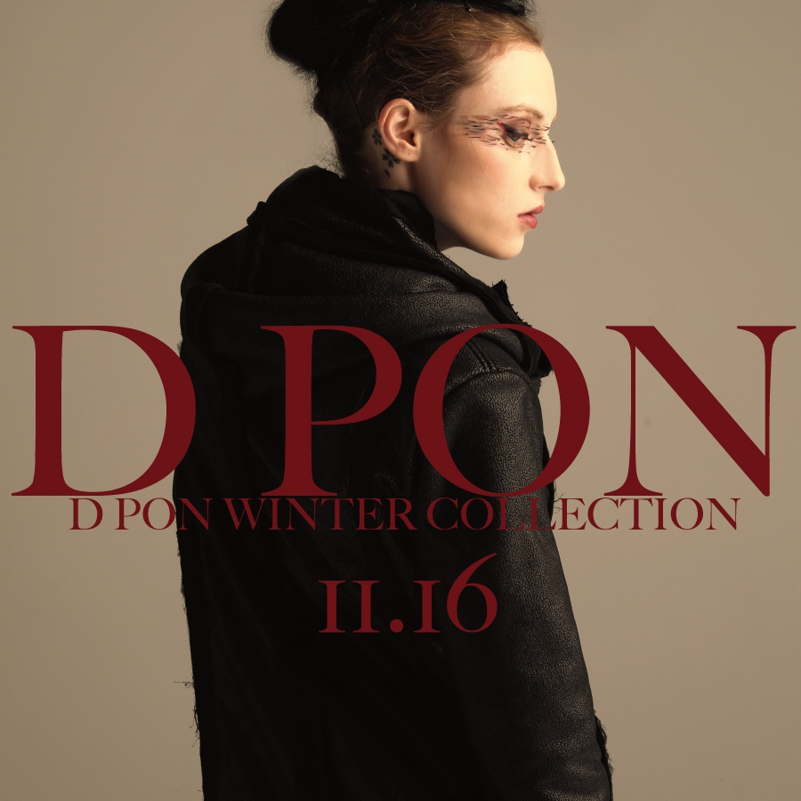 1116 D.p.W【D.PON Winter Collection】