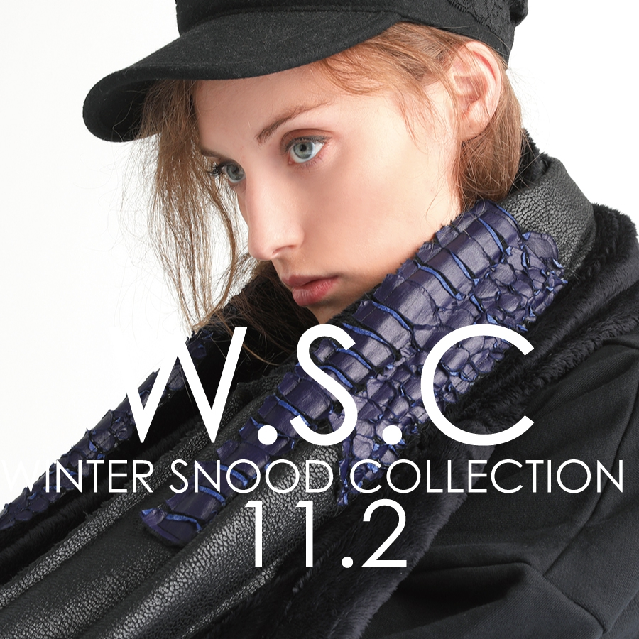 1102 W.S.C【Winter Snood Collection】
