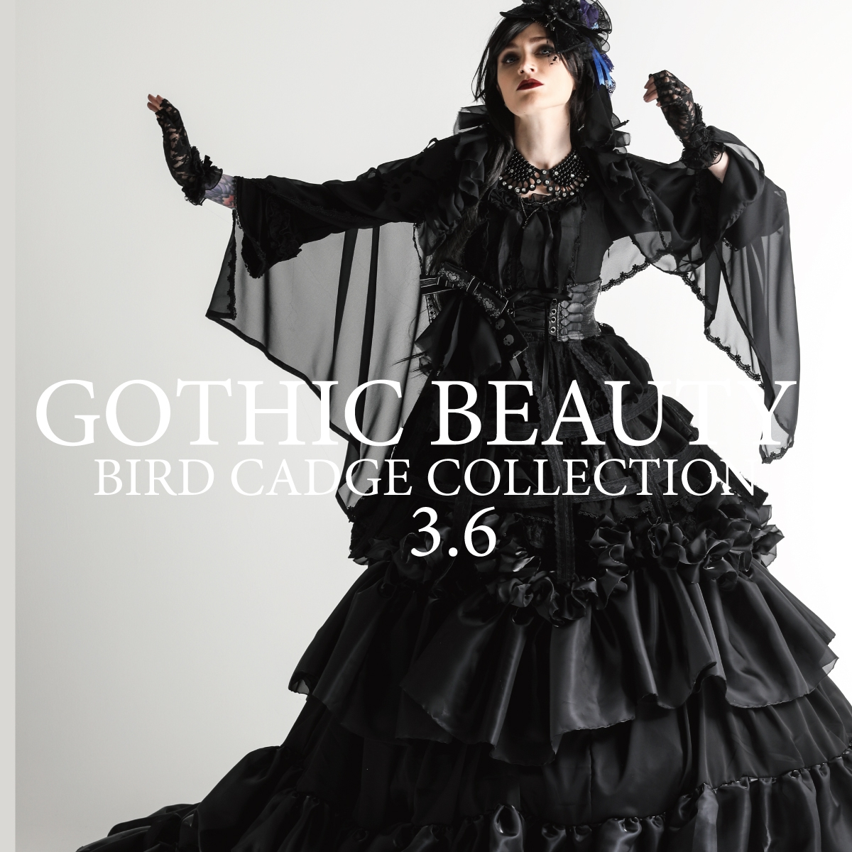 0306 【GOTHIC BEAUTY】