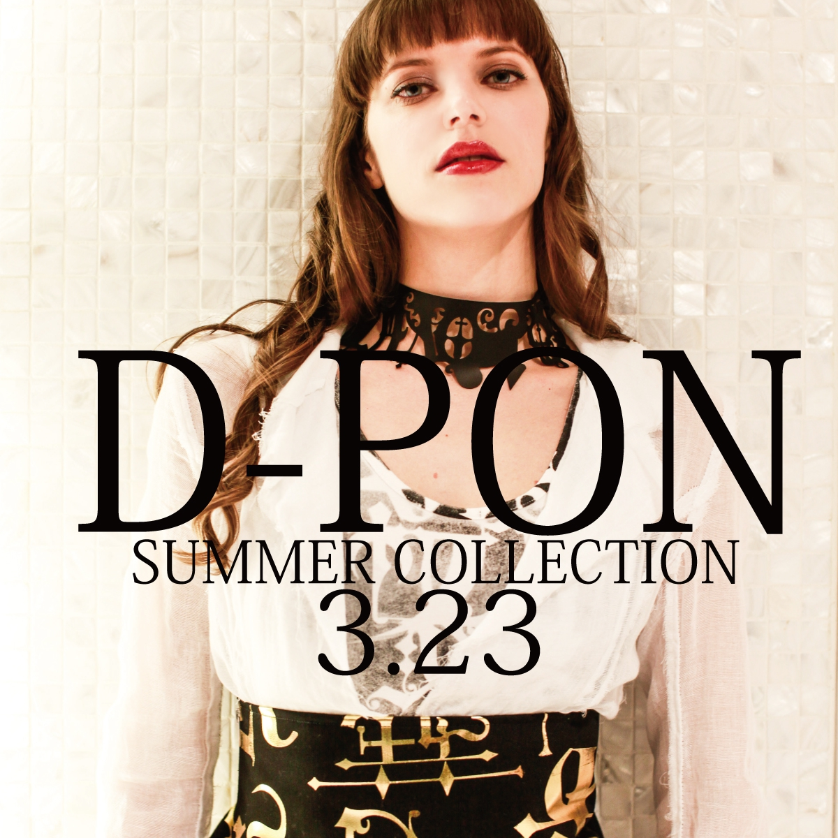 0323 【D.pon SUMMER COLLECTION2】