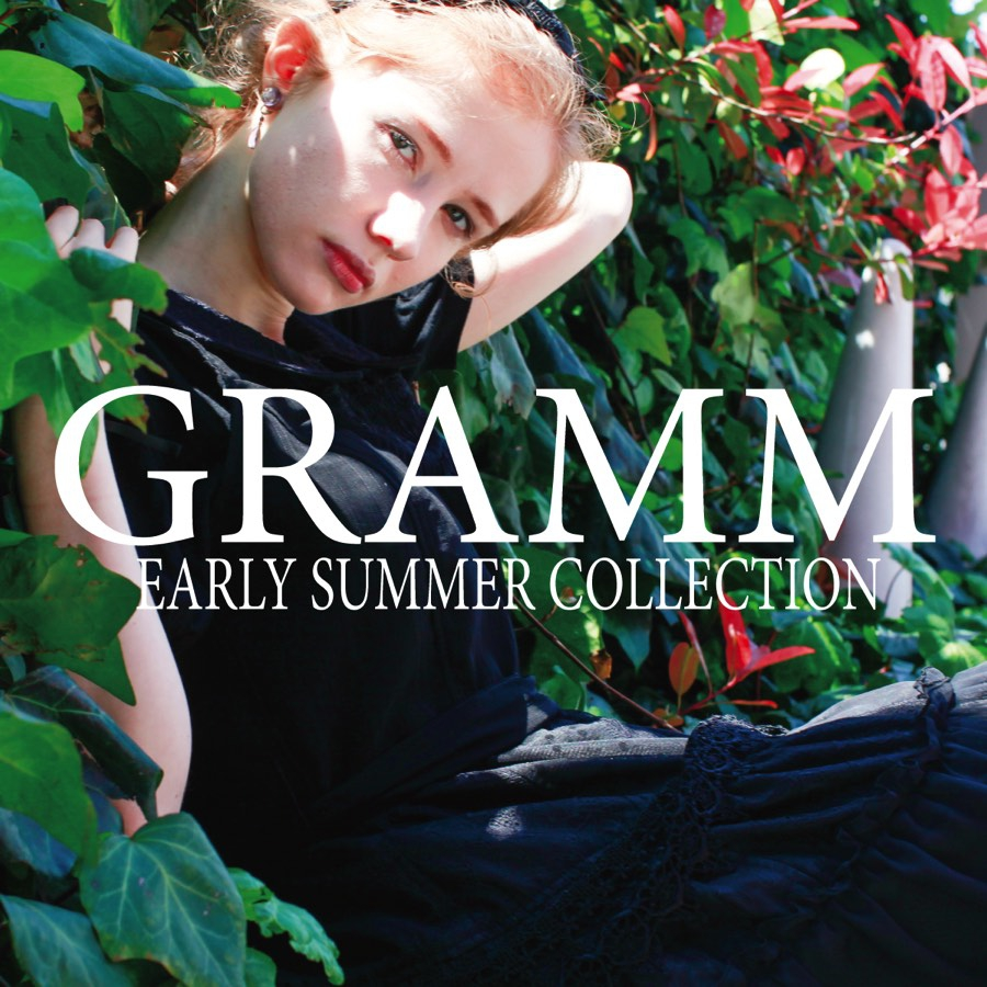 0425【GRAMM Early Summer COLLECTION2】