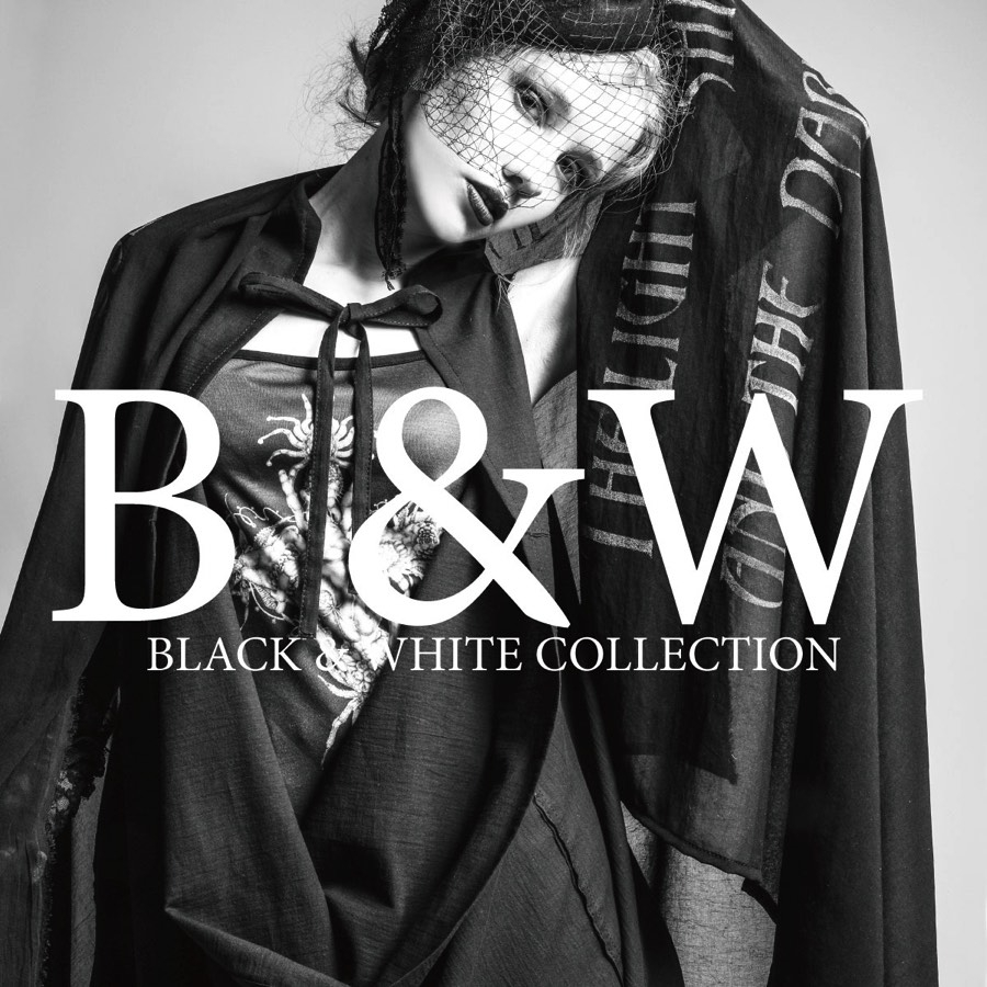 0427【Black and White DRESS】
