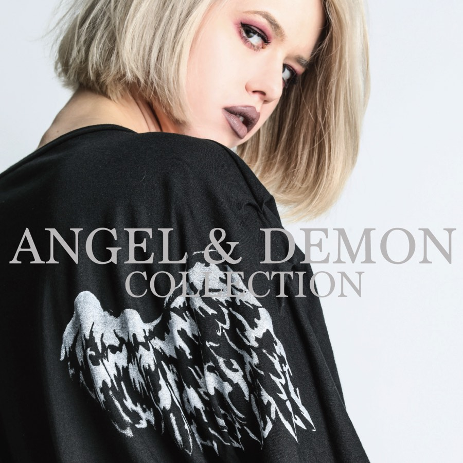 0505【ANGEL AND DEMON COLLECTION】