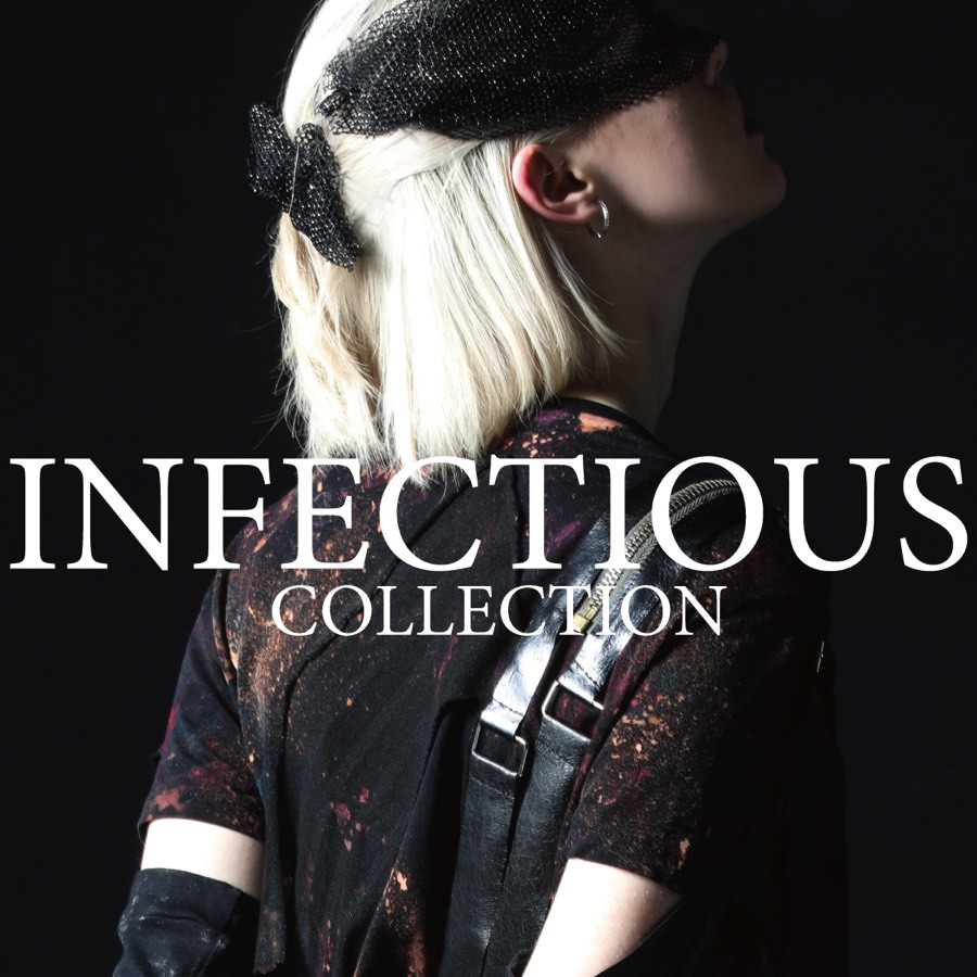 0512【DARK RED RUM INFECTIOUS COLLECTION】