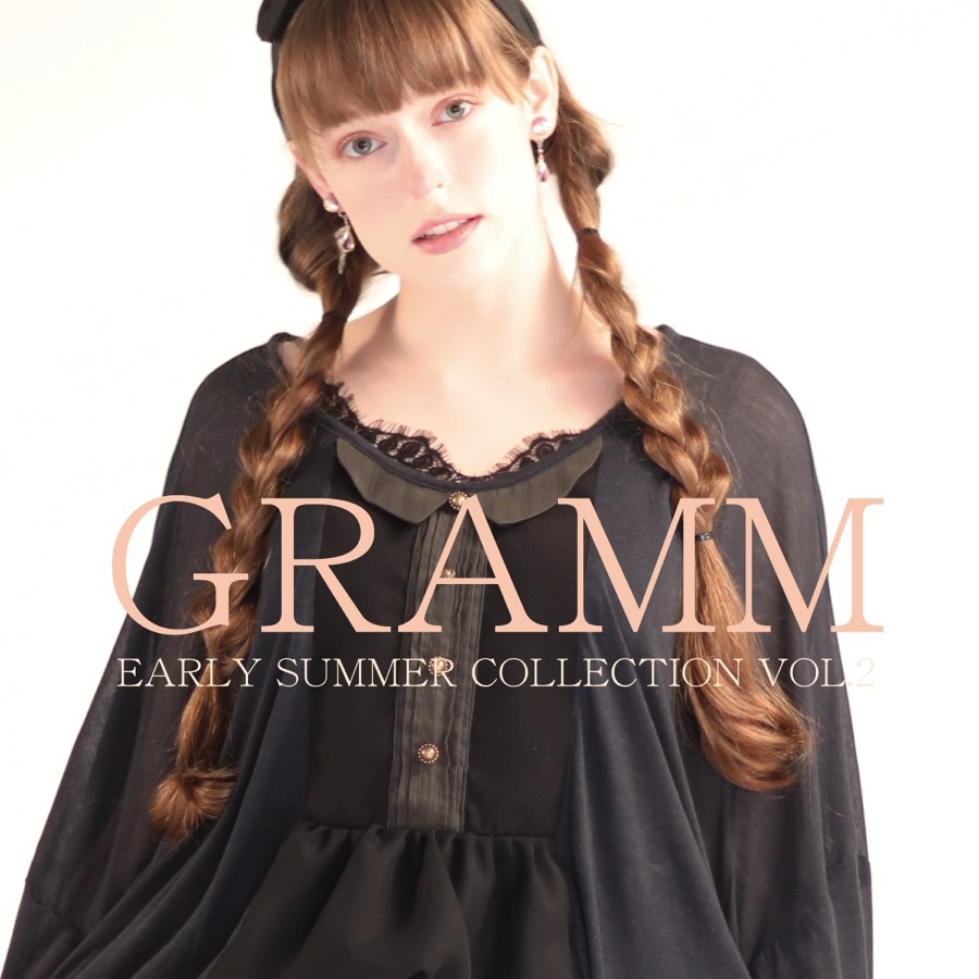 0518【GRAMM COLLECTION】