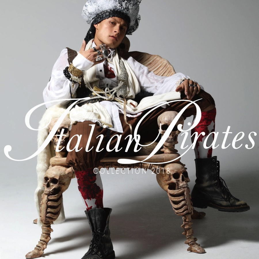 0605 ITALIAN PIRATES COLLECTION