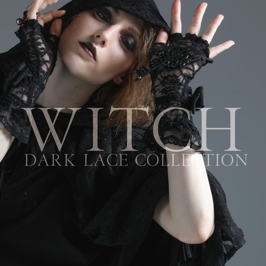 0612 WITCH DARK LACE COLLECTION