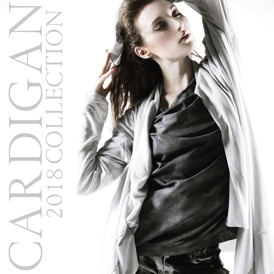 0712 CARDIGAN COLLECTION