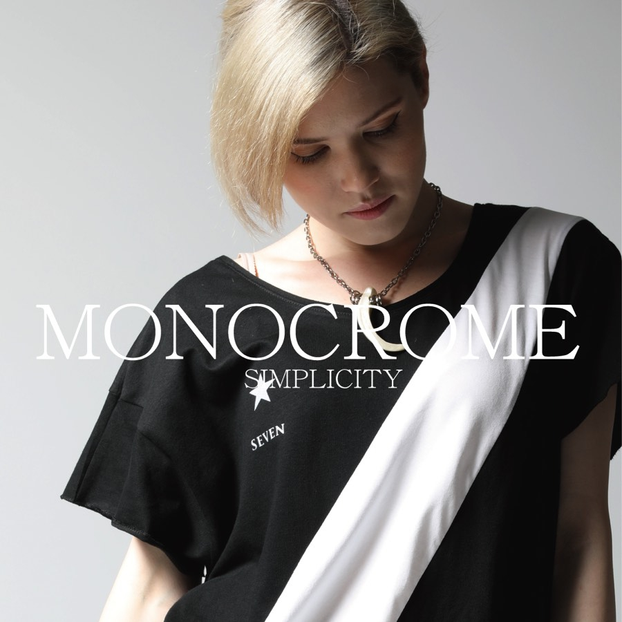 0718 MONOCHROME SIMPLICITY COLLECTION