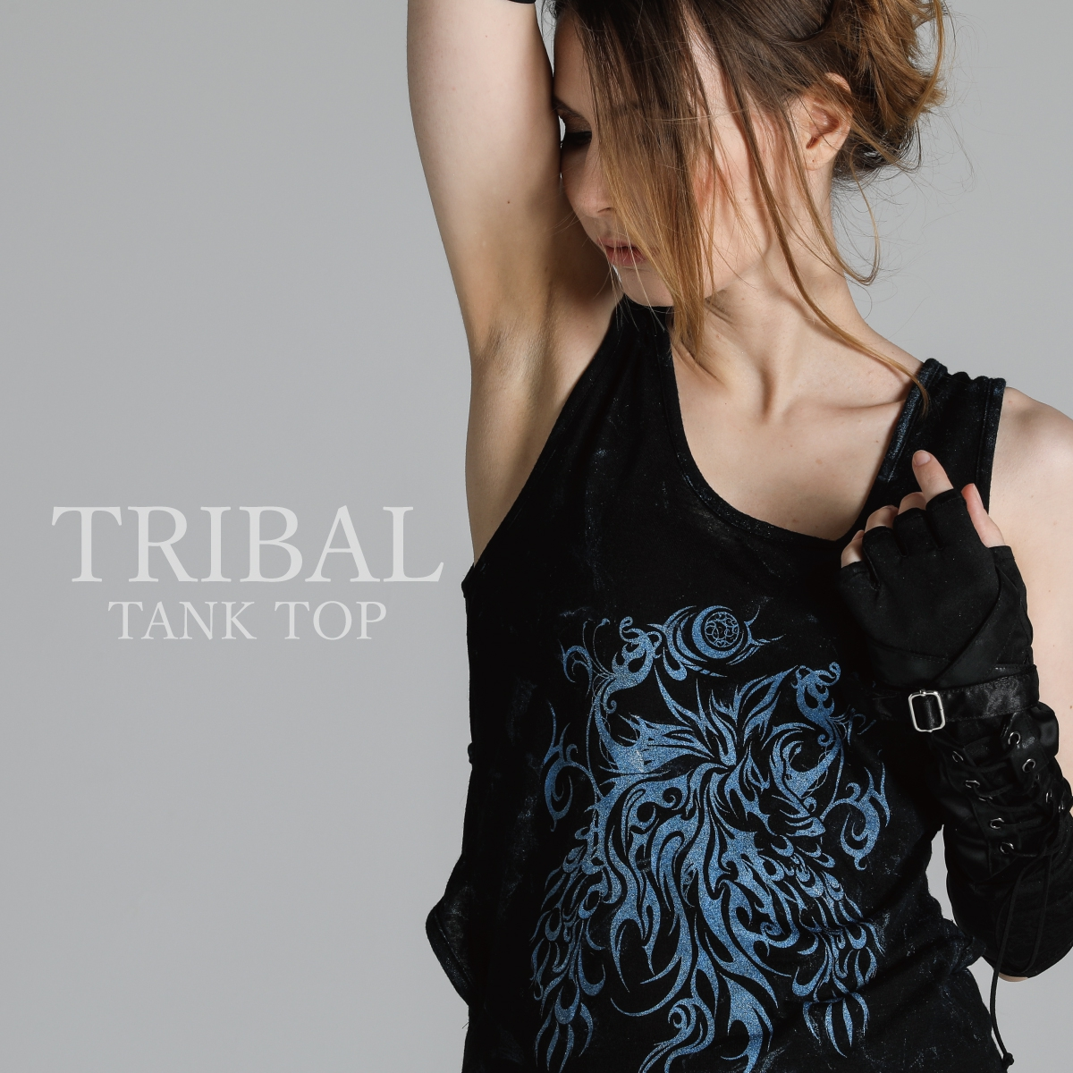 0807 TRIBAL TANK TOP COLLECTION