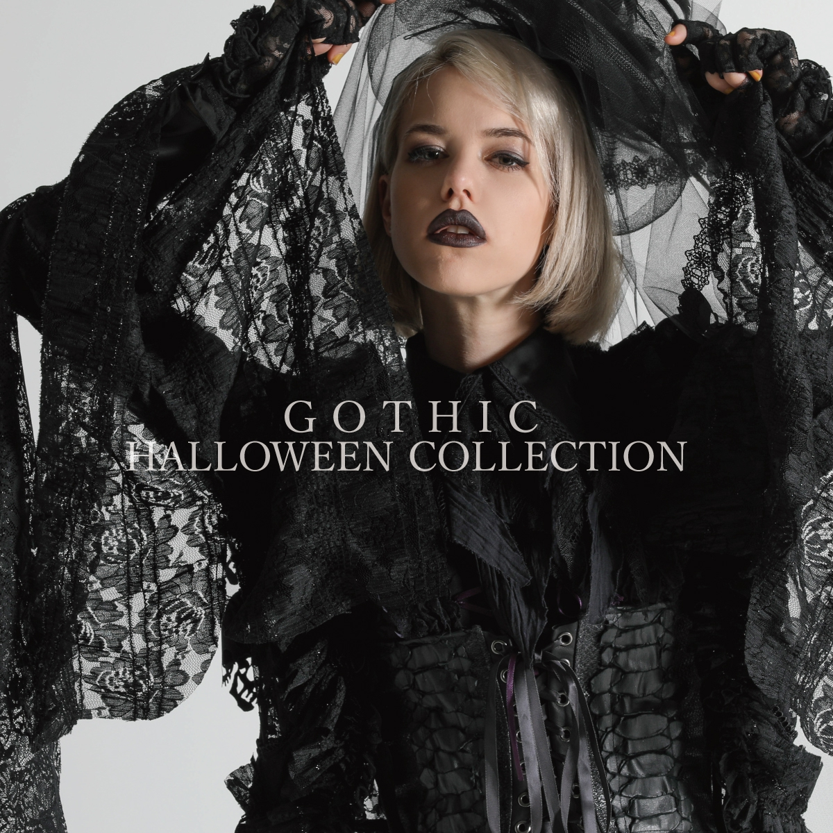 0821 GOTHIC HALLOWEEN COLLECTION