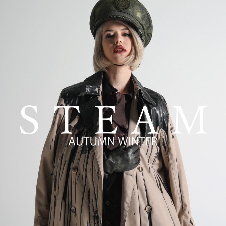 0822 STEAM PUNK COLLECTION