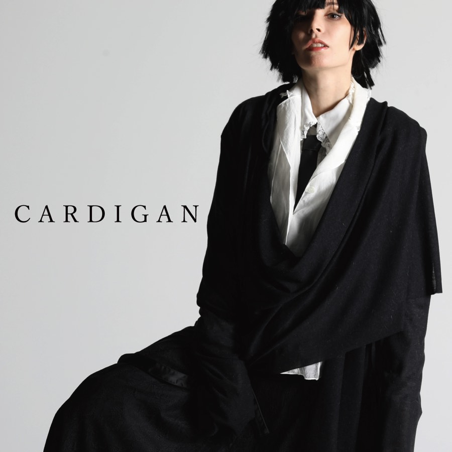 0824 CARDIGAN COLLECTION