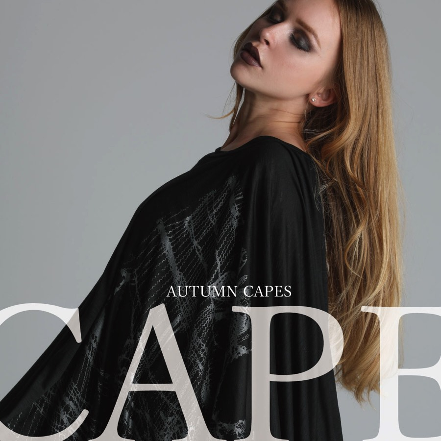 0915 AUTUMN CAPES COLLECTION