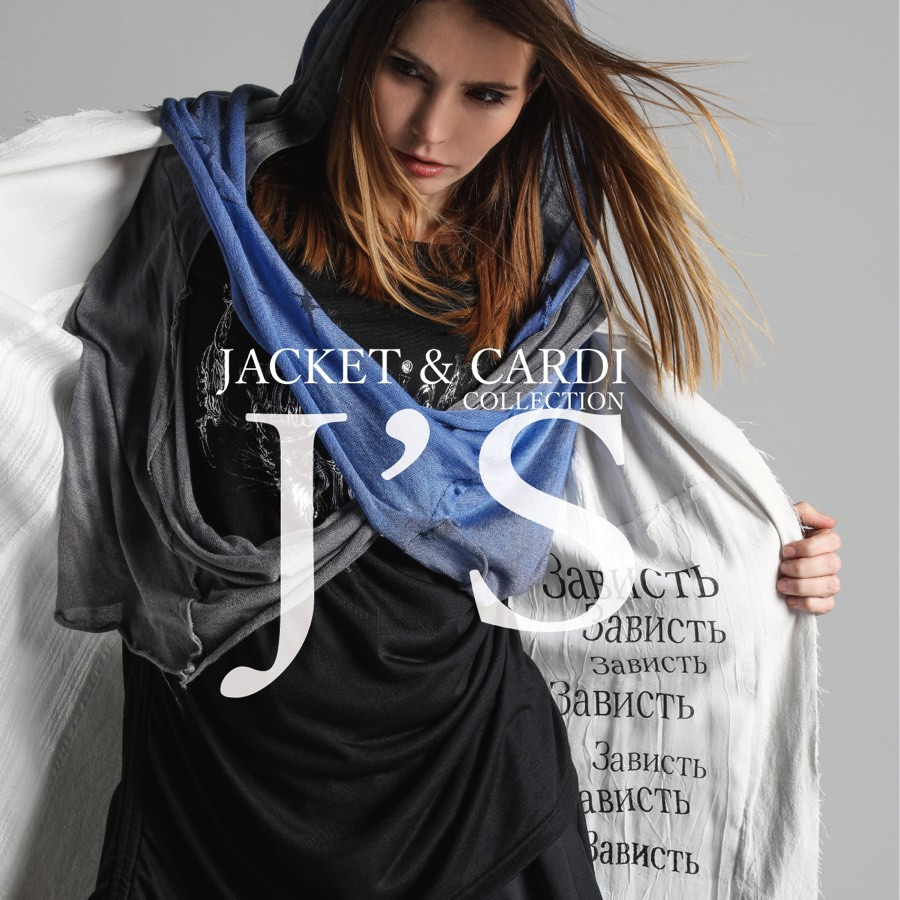 0920 JACKET & CARDIGAN COLLECTION
