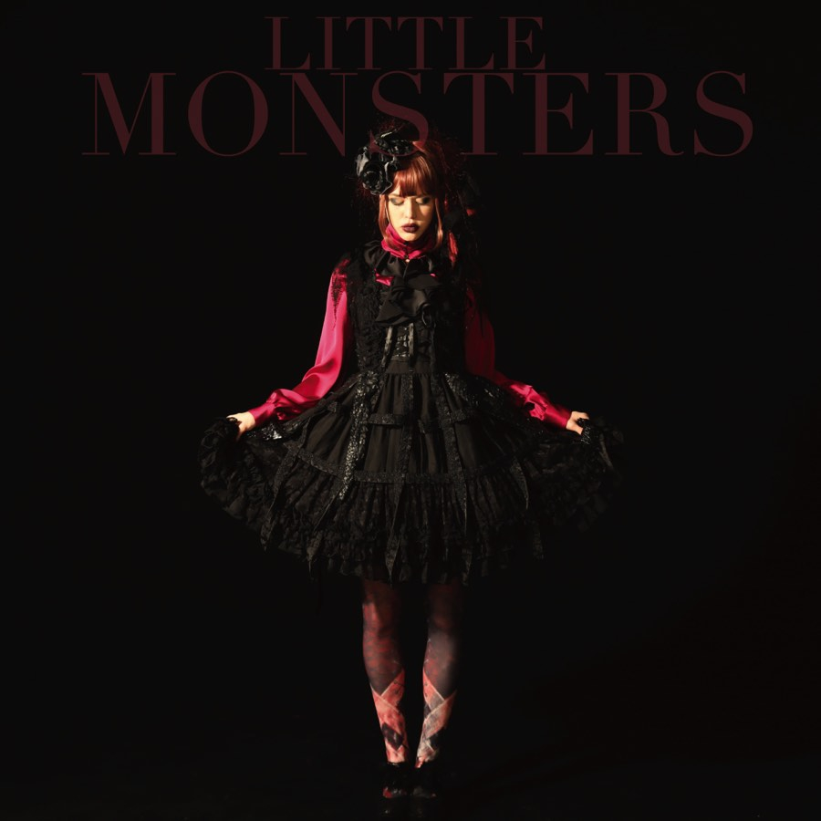 1004 LITTLE MONSTERS COLLECTION